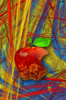 Artful Apple