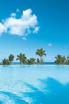 Paradies Meer