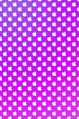 Purple Apple Gradient