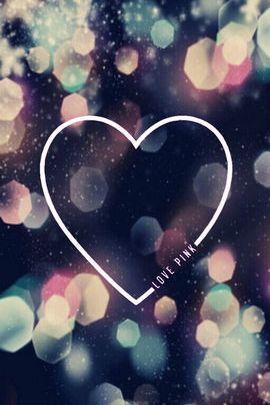 Love Bokeh Lights