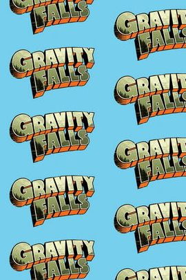 Logotipo de Disney Gravity Falls