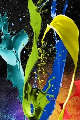 Splash Paint Colors