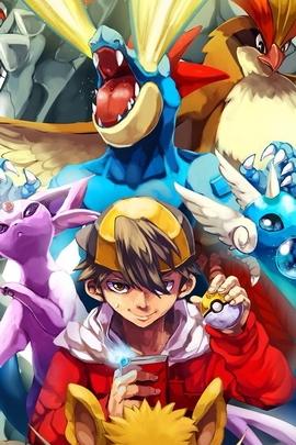 Pokemon Trainer Ethan