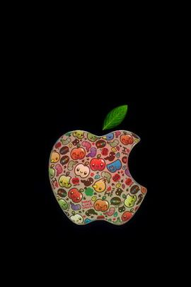 Apple & Worms