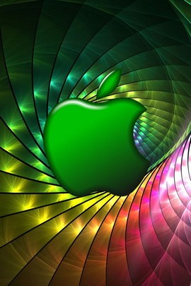 Frattale Apple