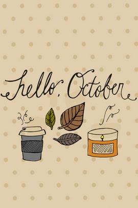 Hello October Polka