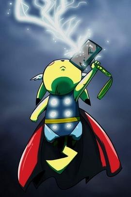 Pukachu Thor