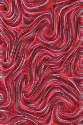 Swirly Whirly Red