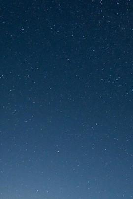 Dark Night Sky view