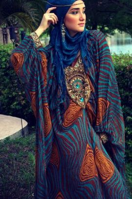 Islamic Fashion Girl