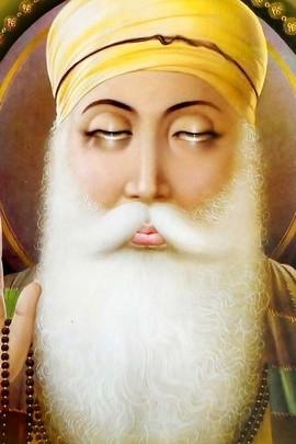 Guru Nanak Kuning