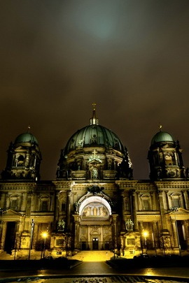 German Capital Berlin Scenery