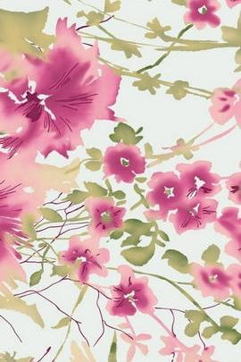 Pink Floral HD