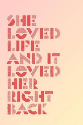 Kochała życie