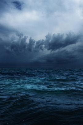 Waves Paradise Sea