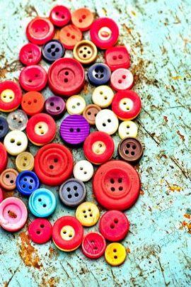 Buttonheart