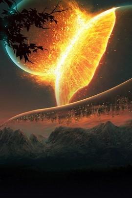 Sun Destroying The Moon