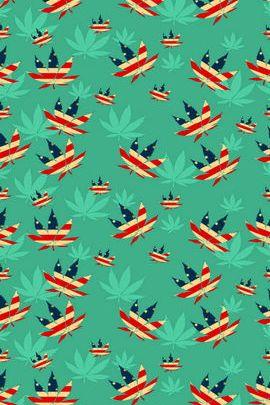 Flag Marijuana
