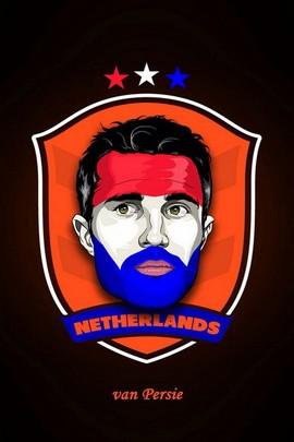 Netherlands van Persie