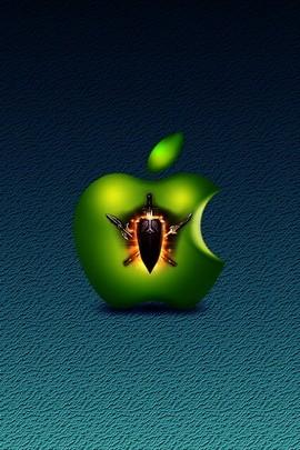 花式苹果1