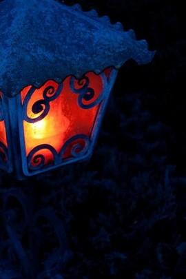 Old School Lantern