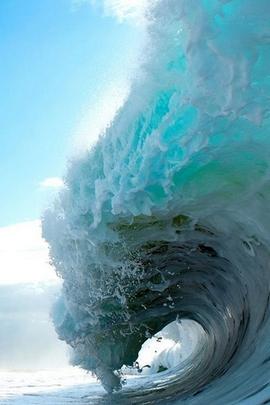 Paradise Sea Waves