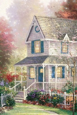Beautiful House Painting