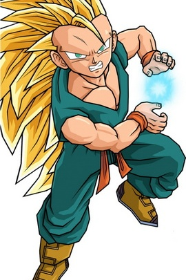 Kid Trunks Ssj 3