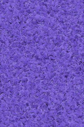 Purple Abstract Fuzz