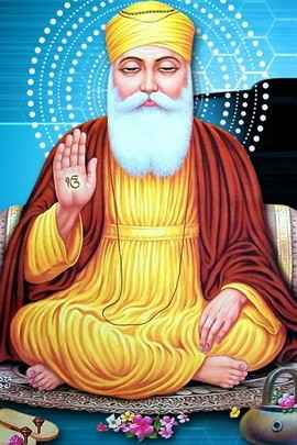 Selamat Guru Nanak Dussehra Wish