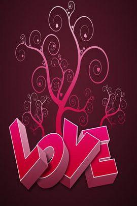 Amour arbre 01