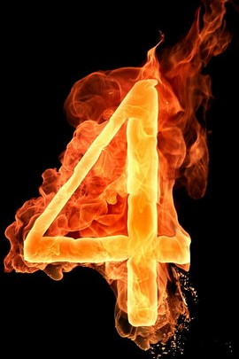 Fantastic Four Fire