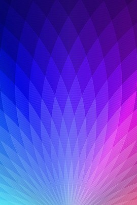 Blue Lights Pattern