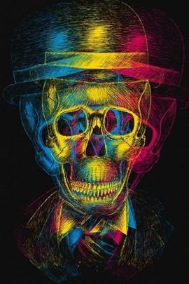 Colors Evil Face