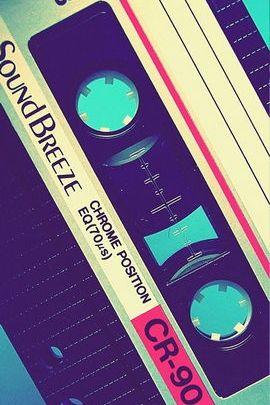 Vintage Music Tape