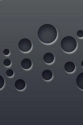 Круглые черные дыры
