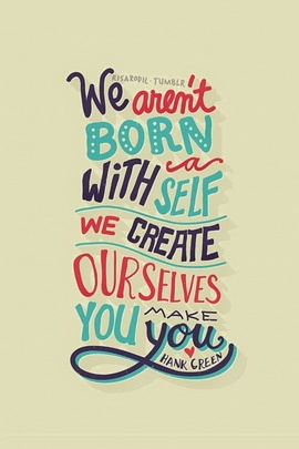 Create Ourselves