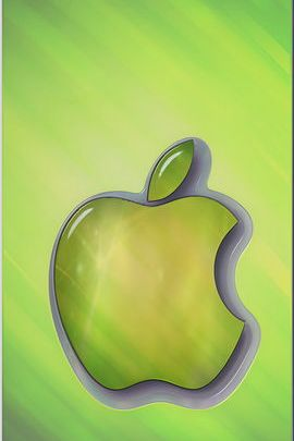 Emerald Beauty Apple