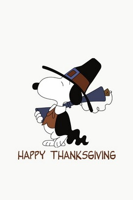 Thanksgiving Snoopy Wallpaper Download To Your Mobile From Phoneky