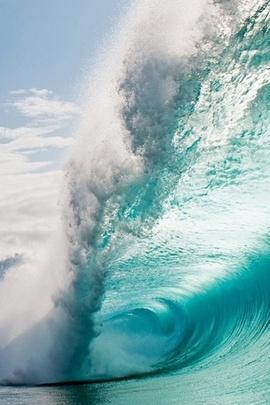 موجات البحر