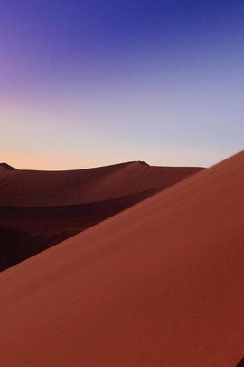 Smooth Desert Sand