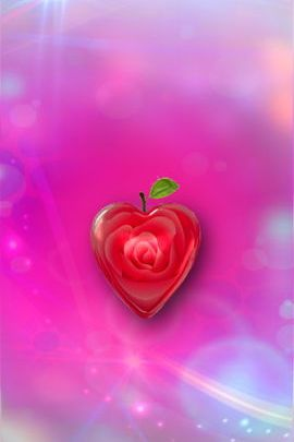 Pink Rose Apple