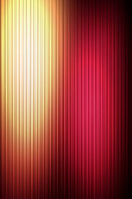 Light Spot Red Curtain