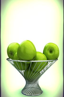 Green Apple Bowl