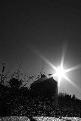 Sun Rising view