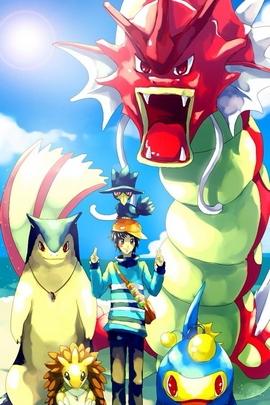 Pokemon Trainer Gold