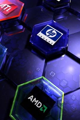 Hi Tech Logos