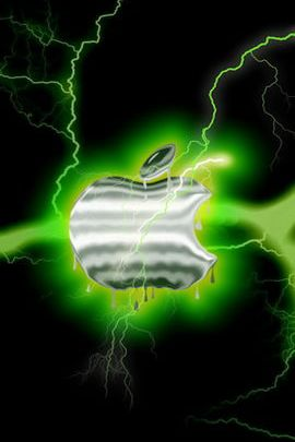 Apple Green Lightning