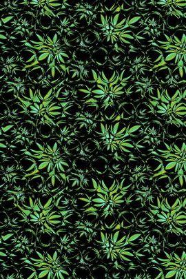 Marijuana Fractal