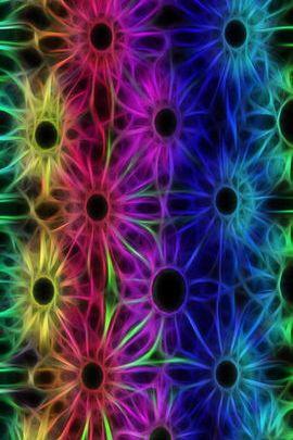 Pissenlit fractal